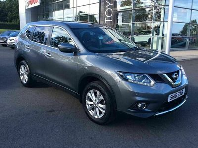 used Nissan X-Trail Diesel Station Wagon 1.6 dCi Acenta 5dr