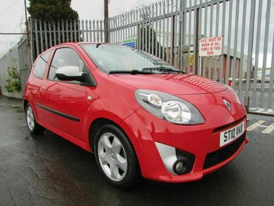 used Renault Twingo 1.2 16v I-Music 3dr