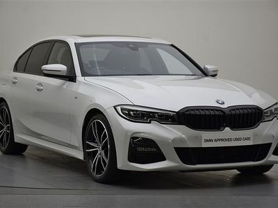 used BMW 330 3 Series d M Sport Saloon 3.0 4dr