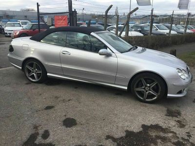 used Mercedes CLK280 CLK 3.0Sport Cabriolet 7G-Tronic 2dr