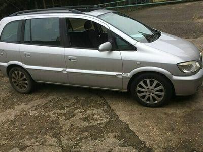 used Vauxhall Zafira 2.0 DTi Elegance 5dr Auto