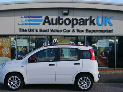 used Fiat Panda 1.2 EASY 5d 69 BHP - QUALITY & BEST VALUE ASSURED