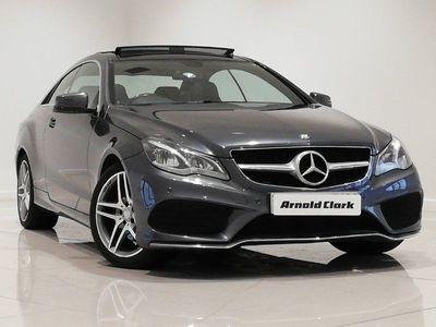 used Mercedes E250 E-ClassCDI AMG Sport 2dr 7G-Tronic