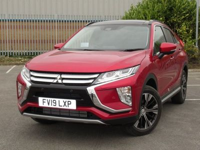 used Mitsubishi Eclipse Cross 1.5 4 5DR hatchback