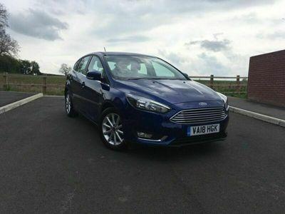used Ford Focus 1.5 TDCi Titanium (s/s) 5dr