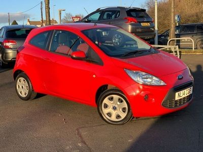 used Ford Ka 1.2 EDGE 3d 69 BHP LOW MILEAGE, AIR CON