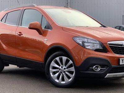 used Vauxhall Mokka 1.4T SE 5dr 4WD