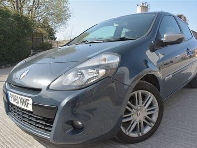 used Renault Clio 1.1 DYNAMIQUE TOMTOM 16V 3d 75 BHP