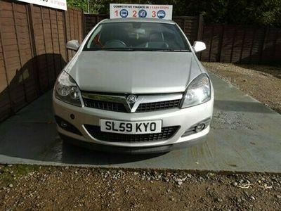 used Vauxhall Astra 1.6i 16V Design [115] 3dr