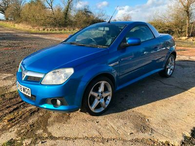 used Vauxhall Tigra 1.4i 16V Exclusiv 2dr