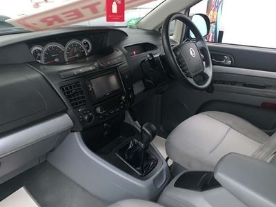used Ssangyong Rodius Estate 270 S 5d