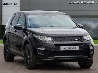 used Land Rover Discovery Sport 2.0 TD4 180 HSE Dynamic Lux 5dr Auto Station Wagon 2017