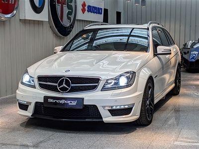 used Mercedes C63 AMG C Class5dr Auto Estate