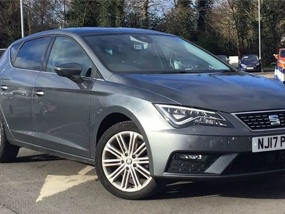 used Seat Leon 1.4 Ecotsi 150 Xcellence Technology 5Dr Dsg