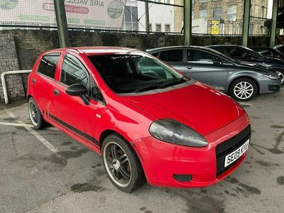 used Fiat Grande Punto 1.4 Active 5dr