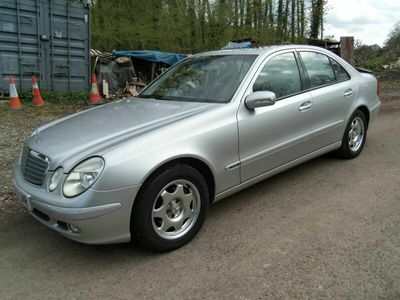 used Mercedes E270 E Class 2.7CDI Classic 4dr