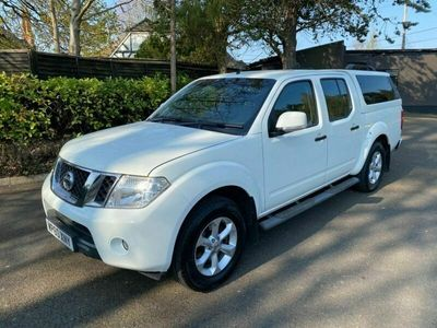 used Nissan Navara 2.5 dCi Acenta Double Cab Pickup 4WD 4dr (EU5)