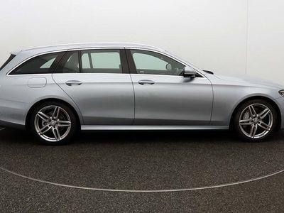 used Mercedes E220 E ClassAMG LINE Estate 2017