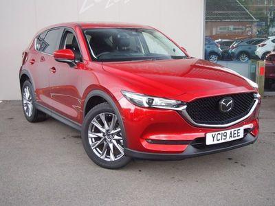 used Mazda CX-5 2.0 Sport Nav+ 5dr