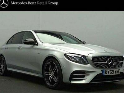 used Mercedes E53 AMG E-Class4Matic+ Premium Plus 4dr 9G-Tronic