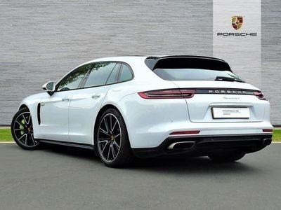 used Porsche Panamera 2.9 V6 4 E-Hybrid 5dr PDK sport turismo