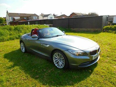 used BMW Z4 3.0 30i sDrive 2dr