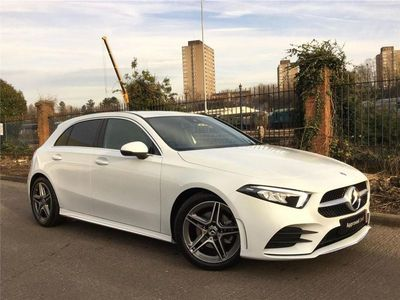 used Mercedes A200 A CLASS 2020 LeicesterAMG Line 5dr