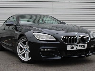 used BMW 640 d M Sport Coupe