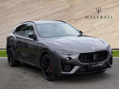 used Maserati GranSport Levante V65DR AUTO Semi-Automatic