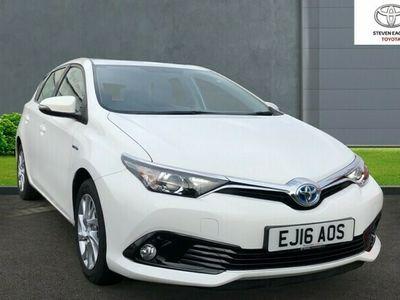 used Toyota Auris Hybrid 1.8 VVT-h Business Edition CVT (s/s) 5dr