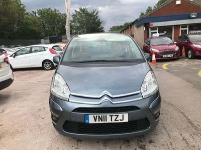 used Citroën C4 Picasso 1.6 HDi VTR+ 5dr