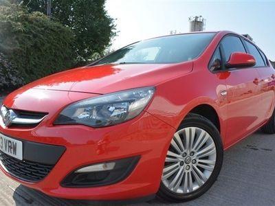 used Vauxhall Astra 1.4 ENERGY 5d 98 BHP