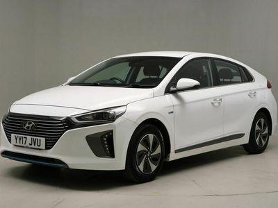 used Hyundai Ioniq 1.6 GDi Hybrid Premium 5dr DCT For Sale Reg:YY17 JVU