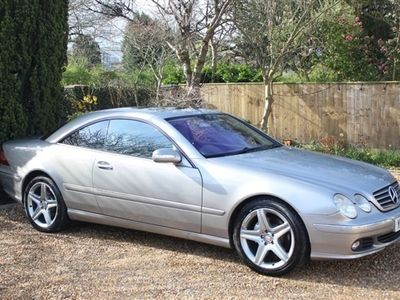 used Mercedes CL500 CL 5.02d 302 BHP