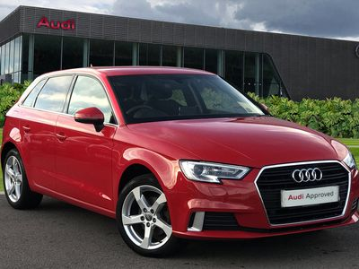 used Audi A3 Sportback Sport 1.4 TFSI cylinder on demand 150 PS S tronic