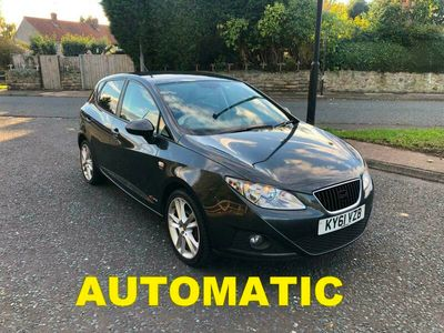 used Seat Ibiza 1.2 TSI SE Copa 5dr DSG Cat N in PX to clear price