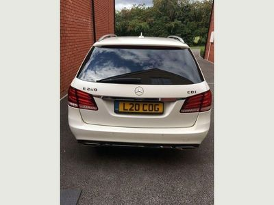 used Mercedes 220 E Classdiesel 2.2 5dr