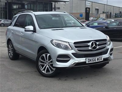 used Mercedes GLE250 4Matic Sport 5dr 9G-Tronic Auto