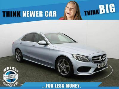 used Mercedes C200 C ClassBLUETEC AMG LINE for sale | Big Motoring World