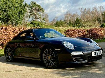used Porsche 911 Carrera Cabriolet 3.8 CARRERA 2S PDK 2d 385 BHP 2-Door