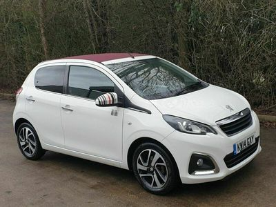 used Peugeot 108 1.2 VTi Allure 5dr