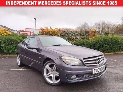 used Mercedes CLC160 Clc Class1.6 BLUEEFFICIENCY SPORT 3d 129 BHP LEATHER | BLUETOOTH | SPORT