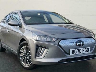 used Hyundai Ioniq Hat 38.3 Kwh Electric Premium SE electric hatchback