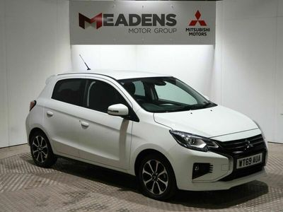 used Mitsubishi Mirage 1.2 First Edition CVT (s/s) 5dr
