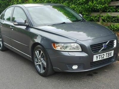 used Volvo S40 1.6D DRIVe SE Lux Edition 4dr