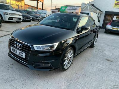 used Audi A1 1.4 TFSI CoD S line (s/s) 3dr