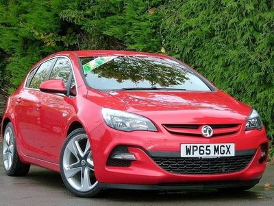 used Vauxhall Astra LIMITED EDITION Manual, 2016, Hatchback, 46607 miles.