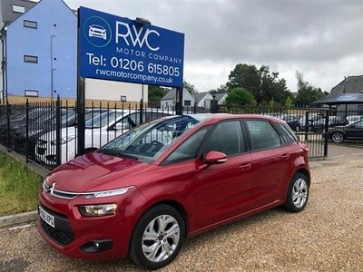 used Citroën C4 Picasso 1.6 BLUEHDI SELECTION 5d 118 BHP