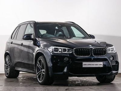 used BMW X5 M 4.4 5dr
