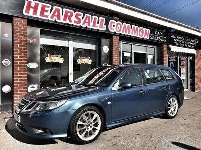 used Saab 9-3 1.9 DTH VECTOR SPORT 5d 150 BHP EXCELLENT HISTORY